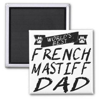 Imã Pai francês do Mastiff do mundo o melhor