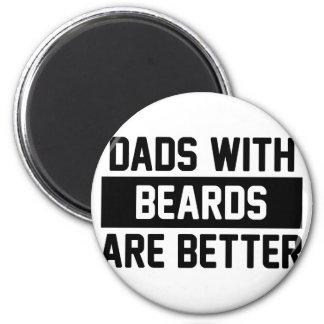 Imã Pais com barbas
