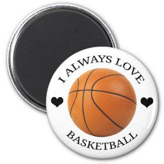 Imã paixão do esporte do amor do basquetebol