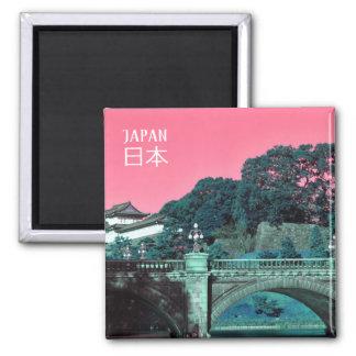 Imã Palácio imperial em Tokyo, Japão