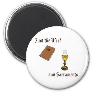 Imã Palavra e sacramentos