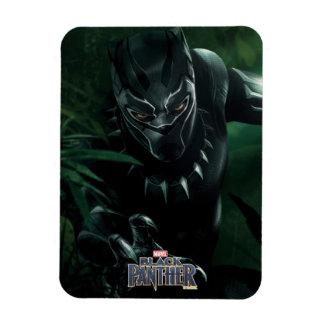 Ímã Pantera preta | na selva