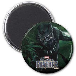 Imã Pantera preta | na selva