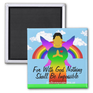 Imã Para com o deus nada será impossível