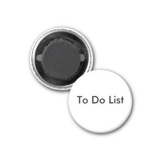 Imã Para fazer o ímã da lista