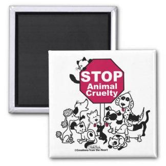 Imã Pare a crueldade animal