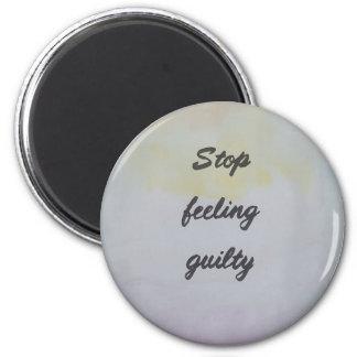 Imã Pare de sentir culpado