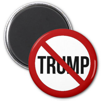 Imã Pare o Anti-Trunfo 2016 de Donald Trump