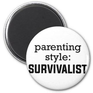 Imã Parentalidade do Survivalist