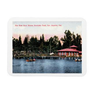 Ímã Parque de Eastlake, vintage de Los Angeles,