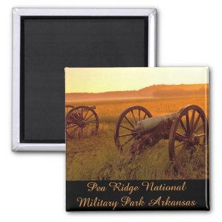 Imã Parque militar nacional Arkansas de Ridge da