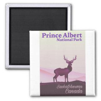 Imã Parque nacional de príncipe Albert, Saskatchewan,