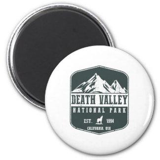 Imã Parque nacional de Vale da Morte