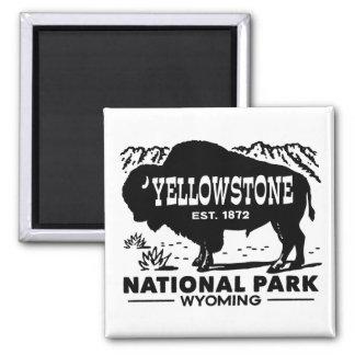 Imã Parque nacional de Yellowstone