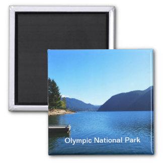 Imã Parque nacional olímpico, Seattle, EUA