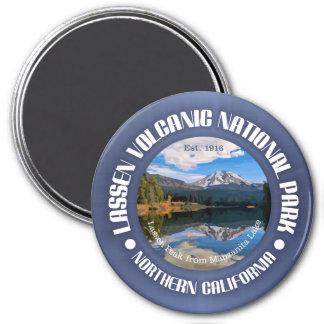 Imã Parque nacional vulcânico de Lassen