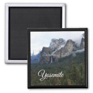 Imã Parques nacionais - ímã de Yosemite