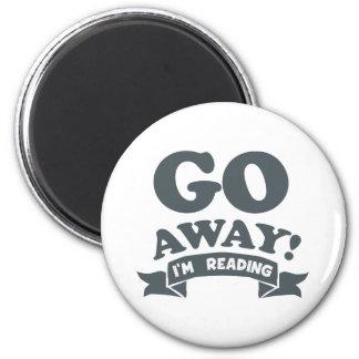 Imã Parta! Eu estou lendo o aviso silencioso