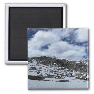 Imã Passagem coberto de neve de Donahue - fuga de John