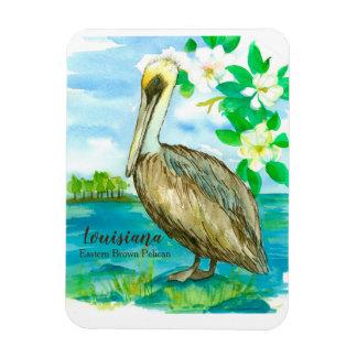 Ímã Pássaro de estado oriental de Louisiana do