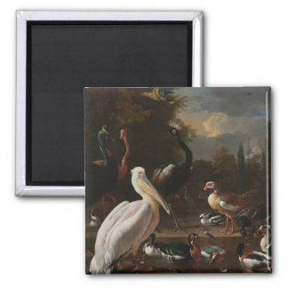 Imã Pássaros das belas artes