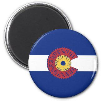 Imã Passeio Colorado (gaveta da bicicleta)