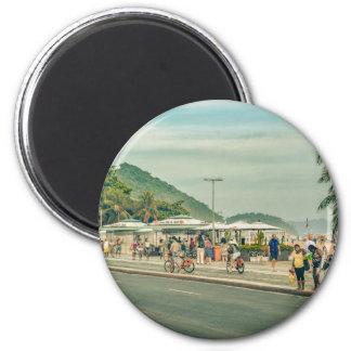 Imã Passeio Rio de Janeiro Brasil de Copacabana