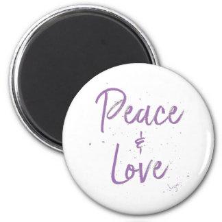 Imã Paz-e-Amor-Roxo