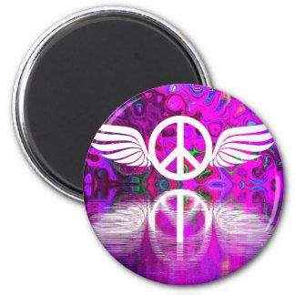 Imã Paz e esperança da harmonia para o mundo humano