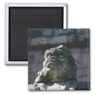 Imã Pedra maia bloco cinzelado Copan Honduras da