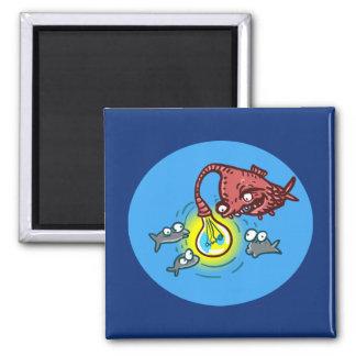 Imã peixes profundos sneaky que vão enganar desenhos