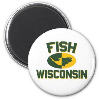 Imã Peixes Wisconsin