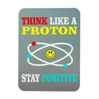Ímã Pense como Proton