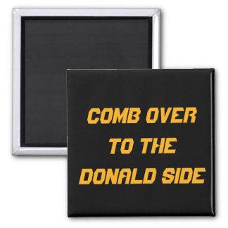 Imã Pente sobre ao lado de Donald: ÍMÃ DA COZINHA