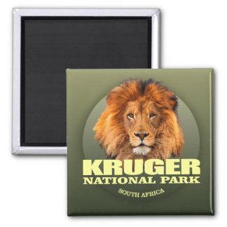 Imã PESO de Kruger NP (leão)