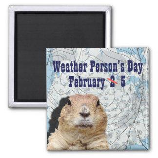 Imã Pessoa do tempo dia o 5 de fevereiro nacional