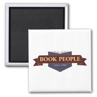 Imã Pessoas do ímã do livro