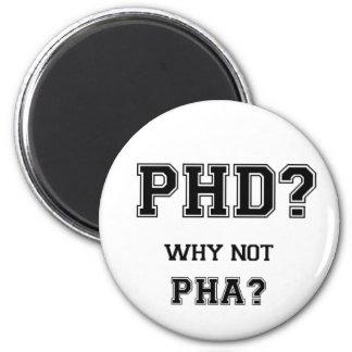 Imã PhD? Por que não PhA? Pai do asiático das grandes