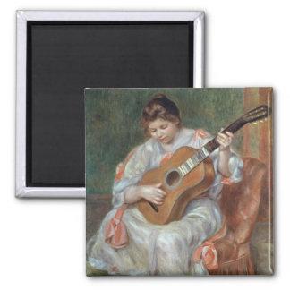 Imã Pierre um Renoir | o guitarrista