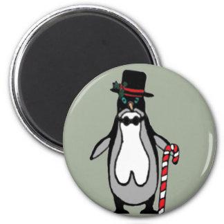 Imã Pinguim do Natal
