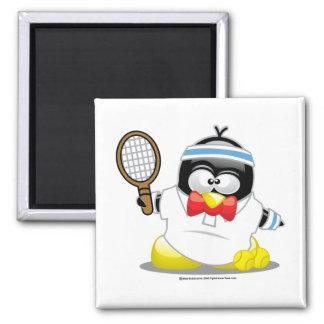 Imã Pinguim do tênis