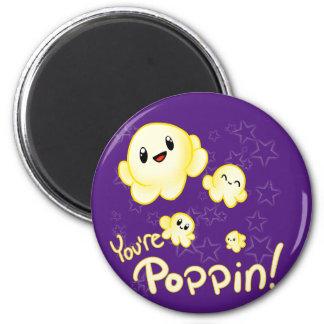 Imã Pipoca de Poppin