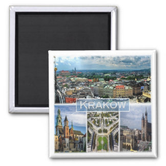 Imã PL * Polônia - Polônia Polska de Krakow