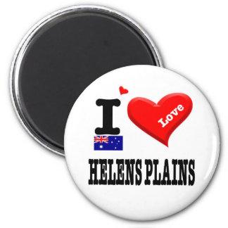 Imã PLANÍCIES de HELENS - amor de I