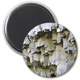 Imã plissados aleatórios da rocha