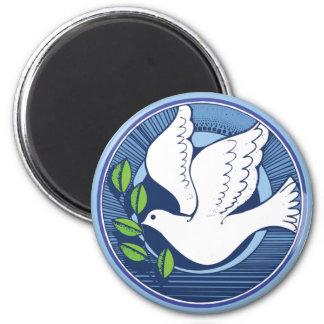 Imã Pomba da paz