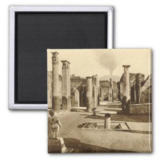 Ímã - Pompeia Ímã Quadrado
