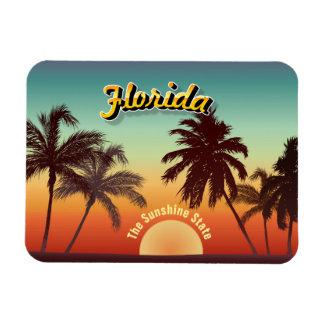 Ímã Por do sol de Florida