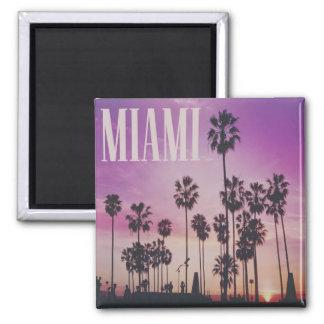 Imã Por do sol de Miami