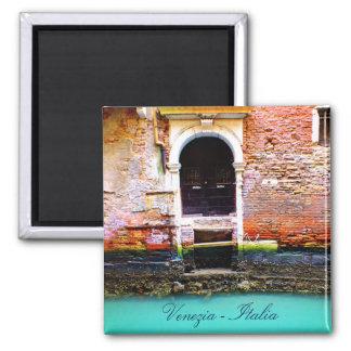 Imã Porta velha de Veneza, Italia